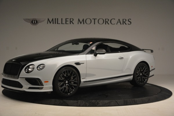 New 2017 Bentley Continental GT Supersports for sale Sold at Alfa Romeo of Greenwich in Greenwich CT 06830 2