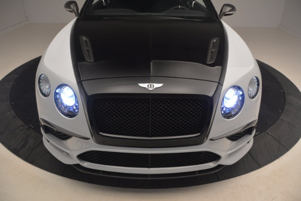 New 2017 Bentley Continental GT Supersports for sale Sold at Alfa Romeo of Greenwich in Greenwich CT 06830 20