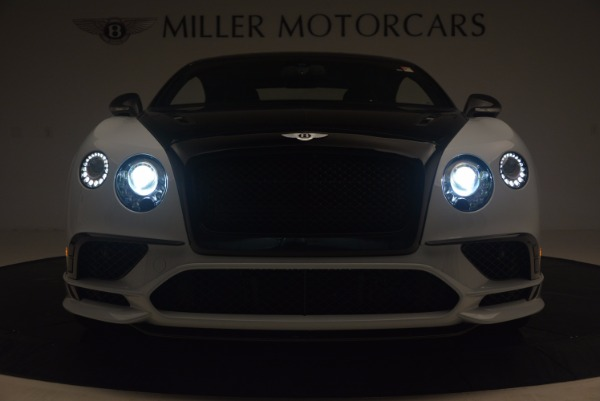 Used 2017 Bentley Continental GT Supersports for sale $199,900 at Alfa Romeo of Greenwich in Greenwich CT 06830 22