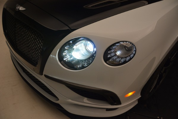Used 2017 Bentley Continental GT Supersports for sale $199,900 at Alfa Romeo of Greenwich in Greenwich CT 06830 23