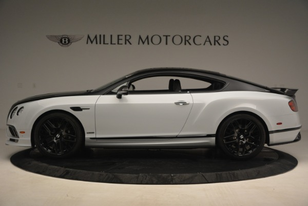 New 2017 Bentley Continental GT Supersports for sale Sold at Alfa Romeo of Greenwich in Greenwich CT 06830 3