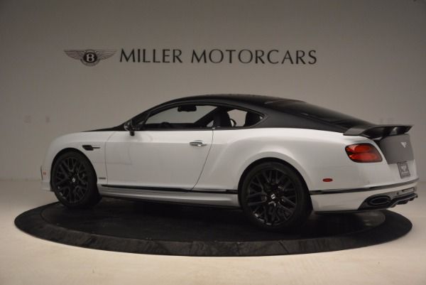 New 2017 Bentley Continental GT Supersports for sale Sold at Alfa Romeo of Greenwich in Greenwich CT 06830 4