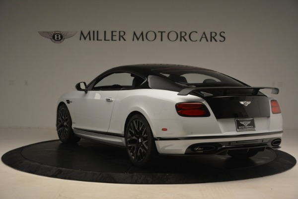 New 2017 Bentley Continental GT Supersports for sale Sold at Alfa Romeo of Greenwich in Greenwich CT 06830 5