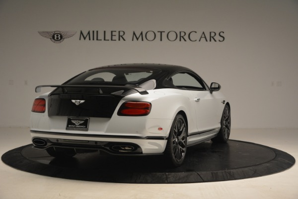 New 2017 Bentley Continental GT Supersports for sale Sold at Alfa Romeo of Greenwich in Greenwich CT 06830 7