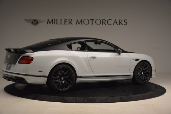 New 2017 Bentley Continental GT Supersports for sale Sold at Alfa Romeo of Greenwich in Greenwich CT 06830 8