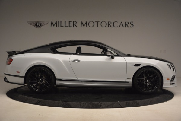 New 2017 Bentley Continental GT Supersports for sale Sold at Alfa Romeo of Greenwich in Greenwich CT 06830 9