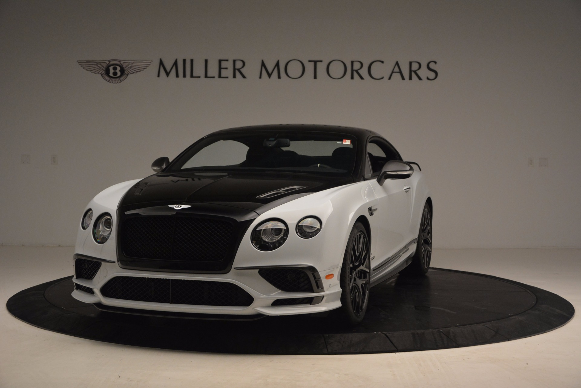 New 2017 Bentley Continental GT Supersports for sale Sold at Alfa Romeo of Greenwich in Greenwich CT 06830 1
