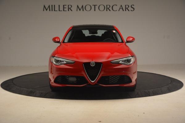 New 2017 Alfa Romeo Giulia Ti Sport Q4 for sale Sold at Alfa Romeo of Greenwich in Greenwich CT 06830 11