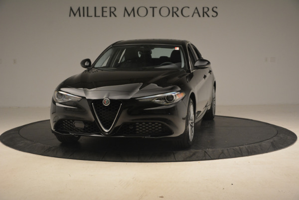 New 2017 Alfa Romeo Giulia Ti Q4 for sale Sold at Alfa Romeo of Greenwich in Greenwich CT 06830 2