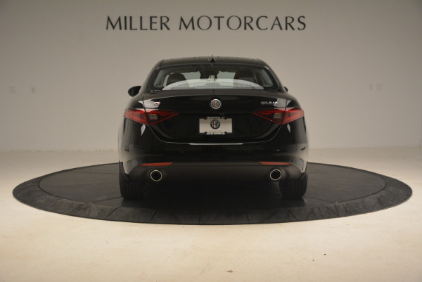 New 2017 Alfa Romeo Giulia Ti Q4 for sale Sold at Alfa Romeo of Greenwich in Greenwich CT 06830 6