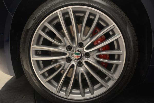 New 2017 Alfa Romeo Giulia Ti Q4 for sale Sold at Alfa Romeo of Greenwich in Greenwich CT 06830 20