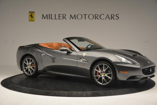 Used 2010 Ferrari California for sale Sold at Alfa Romeo of Greenwich in Greenwich CT 06830 10