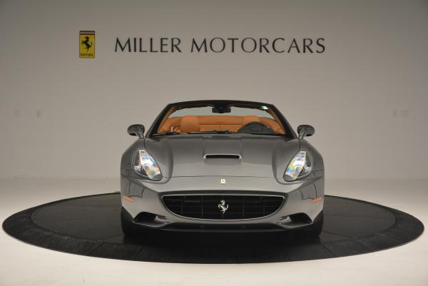 Used 2010 Ferrari California for sale Sold at Alfa Romeo of Greenwich in Greenwich CT 06830 12