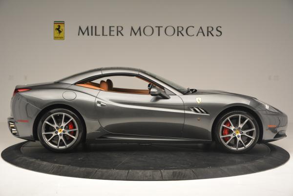 Used 2010 Ferrari California for sale Sold at Alfa Romeo of Greenwich in Greenwich CT 06830 21