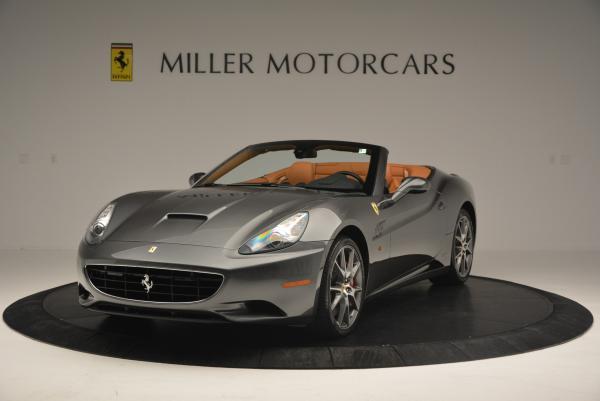 Used 2010 Ferrari California for sale Sold at Alfa Romeo of Greenwich in Greenwich CT 06830 1