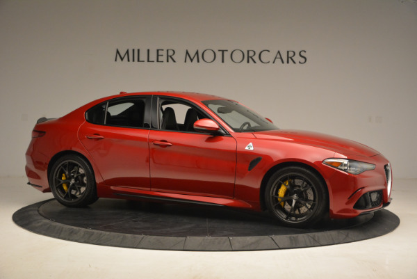 Used 2017 Alfa Romeo Giulia Quadrifoglio for sale Sold at Alfa Romeo of Greenwich in Greenwich CT 06830 10