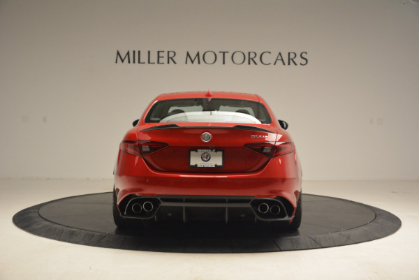 Used 2017 Alfa Romeo Giulia Quadrifoglio for sale Sold at Alfa Romeo of Greenwich in Greenwich CT 06830 6