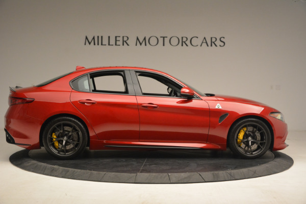 Used 2017 Alfa Romeo Giulia Quadrifoglio for sale Sold at Alfa Romeo of Greenwich in Greenwich CT 06830 9