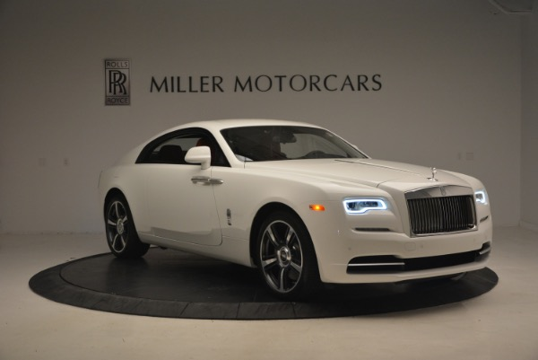 Used 2017 Rolls-Royce Wraith for sale Sold at Alfa Romeo of Greenwich in Greenwich CT 06830 11