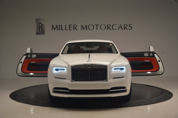 Used 2017 Rolls-Royce Wraith for sale Sold at Alfa Romeo of Greenwich in Greenwich CT 06830 13