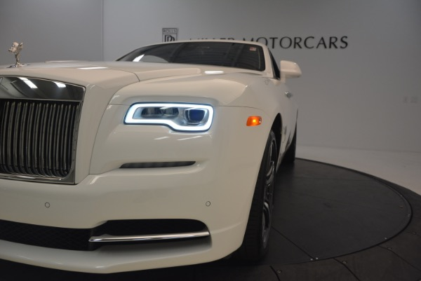 Used 2017 Rolls-Royce Wraith for sale Sold at Alfa Romeo of Greenwich in Greenwich CT 06830 16