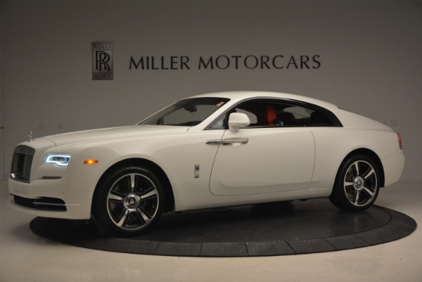 Used 2017 Rolls-Royce Wraith for sale Sold at Alfa Romeo of Greenwich in Greenwich CT 06830 2