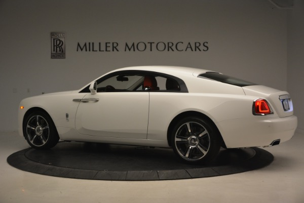Used 2017 Rolls-Royce Wraith for sale Sold at Alfa Romeo of Greenwich in Greenwich CT 06830 4