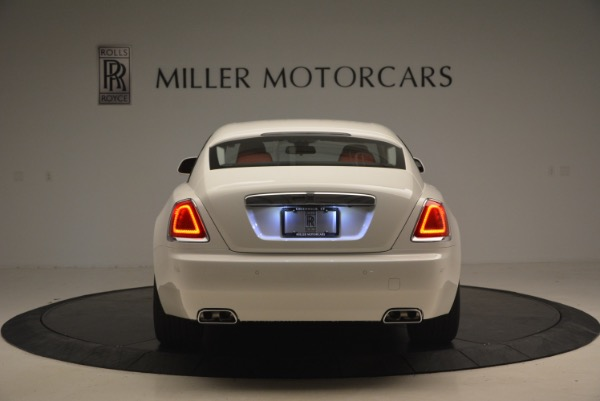 Used 2017 Rolls-Royce Wraith for sale Sold at Alfa Romeo of Greenwich in Greenwich CT 06830 6