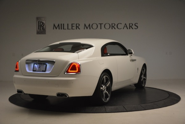 Used 2017 Rolls-Royce Wraith for sale Sold at Alfa Romeo of Greenwich in Greenwich CT 06830 7