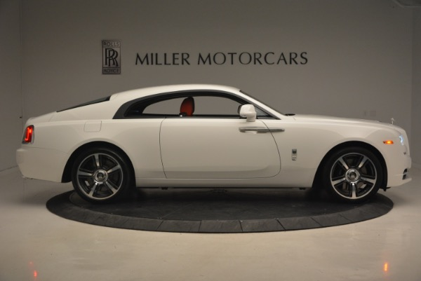 Used 2017 Rolls-Royce Wraith for sale Sold at Alfa Romeo of Greenwich in Greenwich CT 06830 9