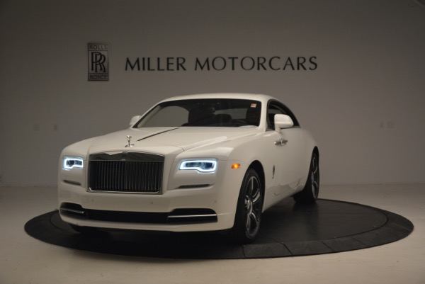 Used 2017 Rolls-Royce Wraith for sale Sold at Alfa Romeo of Greenwich in Greenwich CT 06830 1
