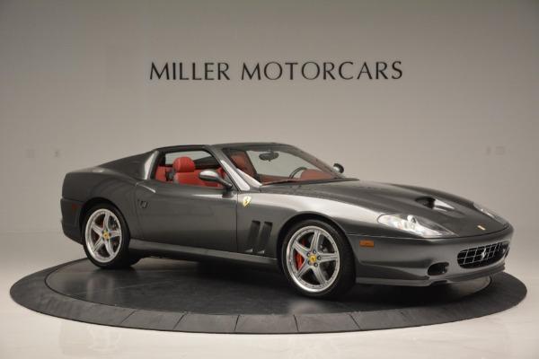 Used 2005 Ferrari Superamerica for sale $349,900 at Alfa Romeo of Greenwich in Greenwich CT 06830 10