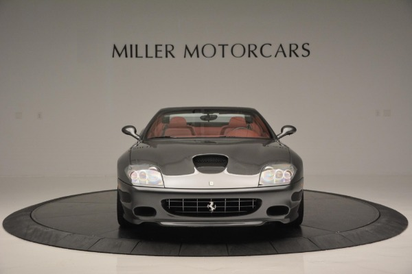 Used 2005 Ferrari Superamerica for sale $349,900 at Alfa Romeo of Greenwich in Greenwich CT 06830 12
