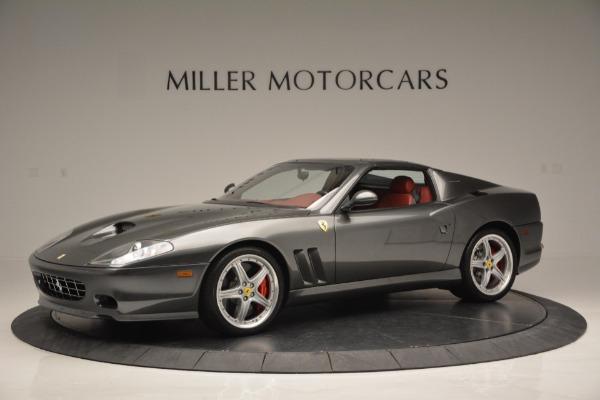 Used 2005 Ferrari Superamerica for sale $349,900 at Alfa Romeo of Greenwich in Greenwich CT 06830 14