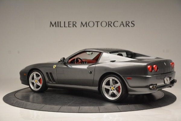 Used 2005 Ferrari Superamerica for sale $349,900 at Alfa Romeo of Greenwich in Greenwich CT 06830 16
