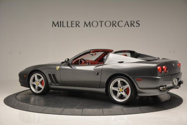 Used 2005 Ferrari Superamerica for sale $349,900 at Alfa Romeo of Greenwich in Greenwich CT 06830 4