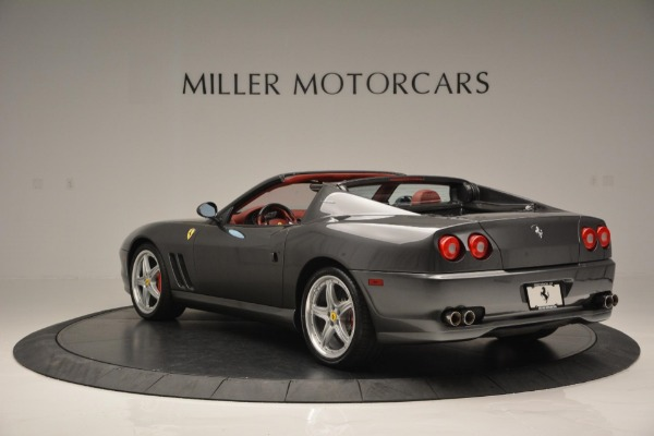 Used 2005 Ferrari Superamerica for sale $349,900 at Alfa Romeo of Greenwich in Greenwich CT 06830 5