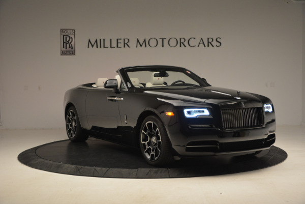 Used 2018 Rolls-Royce Dawn Black Badge for sale Call for price at Alfa Romeo of Greenwich in Greenwich CT 06830 11