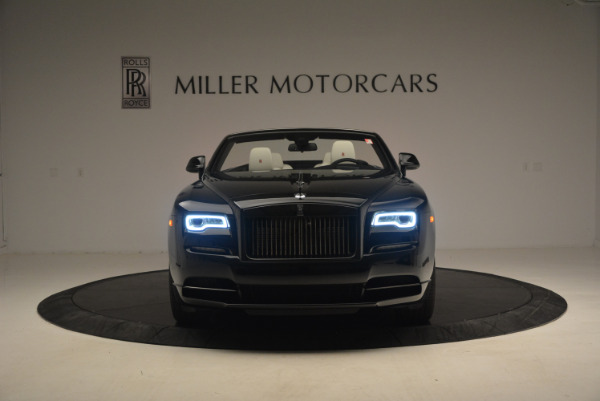 Used 2018 Rolls-Royce Dawn Black Badge for sale Call for price at Alfa Romeo of Greenwich in Greenwich CT 06830 12