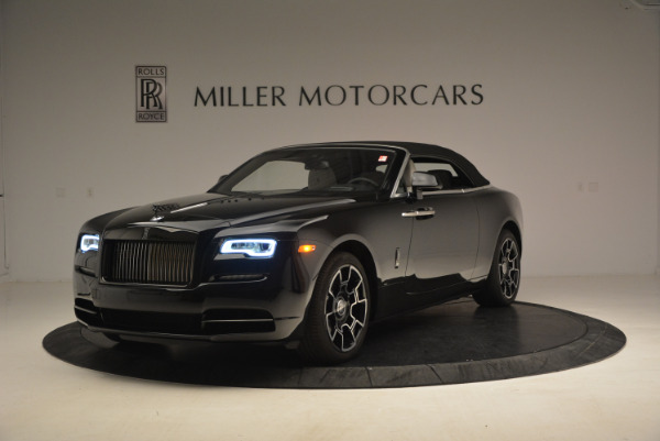 Used 2018 Rolls-Royce Dawn Black Badge for sale Call for price at Alfa Romeo of Greenwich in Greenwich CT 06830 14