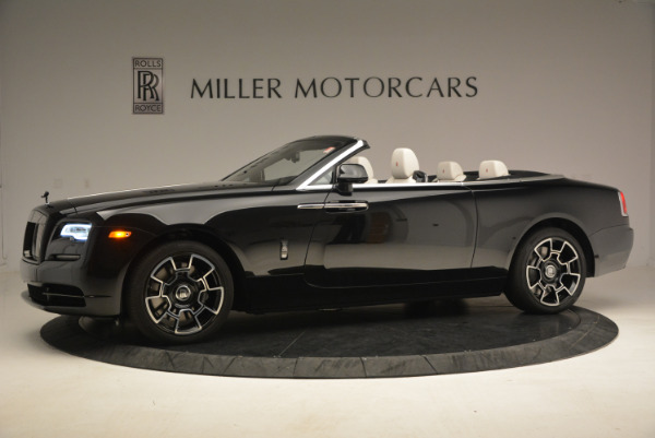 Used 2018 Rolls-Royce Dawn Black Badge for sale Call for price at Alfa Romeo of Greenwich in Greenwich CT 06830 2