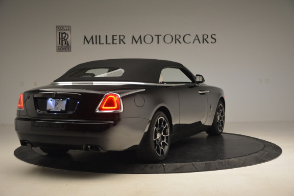 Used 2018 Rolls-Royce Dawn Black Badge for sale Call for price at Alfa Romeo of Greenwich in Greenwich CT 06830 20