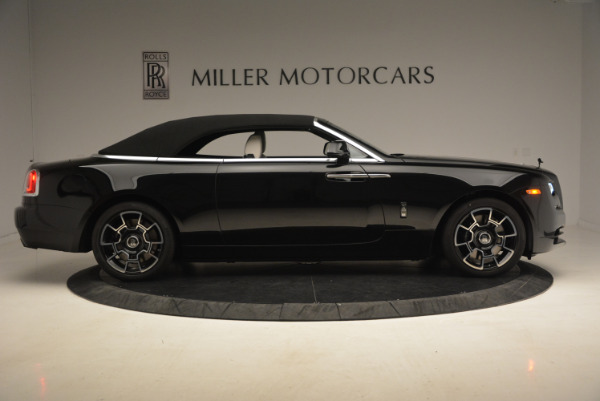 Used 2018 Rolls-Royce Dawn Black Badge for sale Call for price at Alfa Romeo of Greenwich in Greenwich CT 06830 22