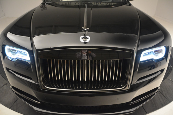Used 2018 Rolls-Royce Dawn Black Badge for sale Call for price at Alfa Romeo of Greenwich in Greenwich CT 06830 26