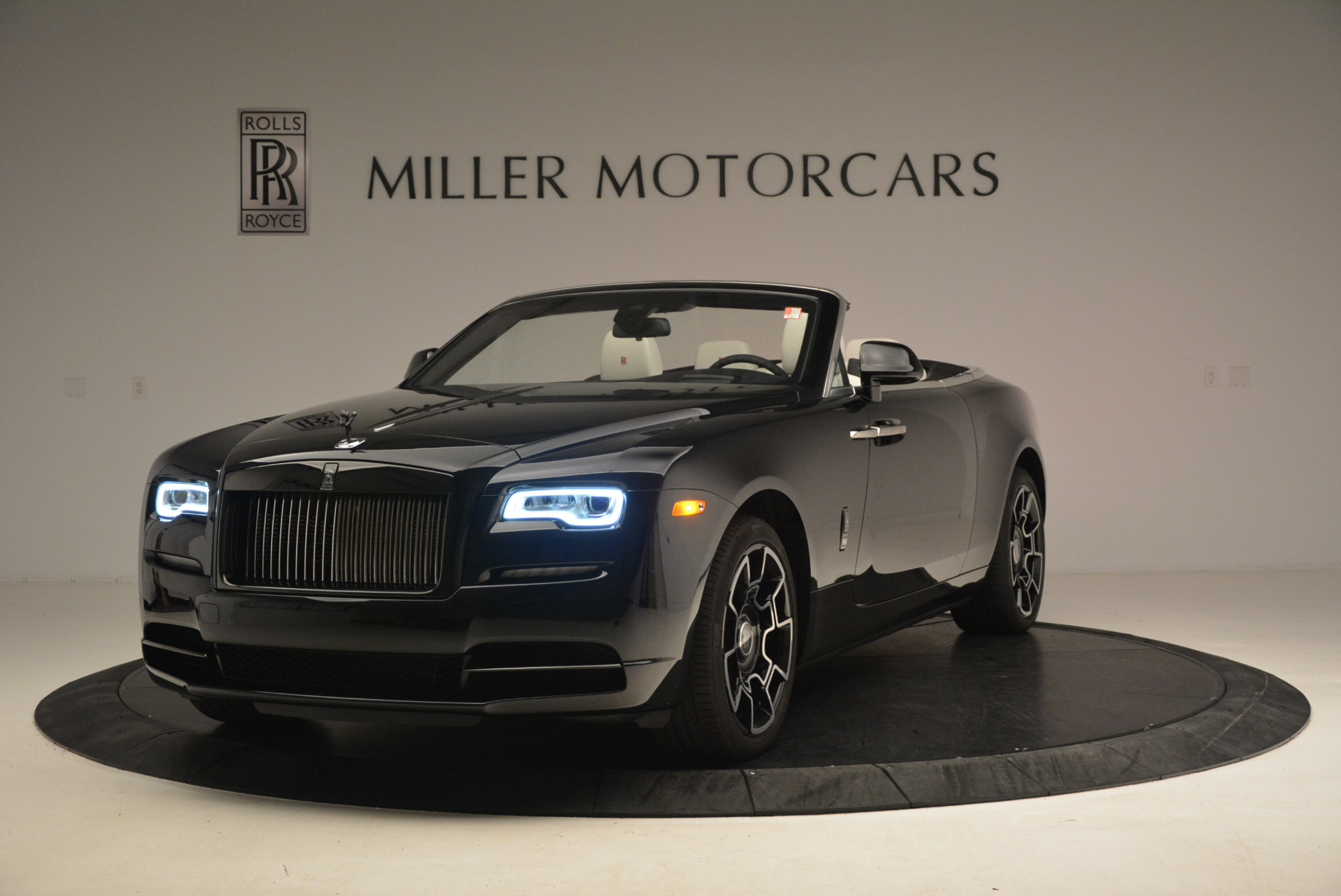 Used 2018 Rolls-Royce Dawn Black Badge for sale Call for price at Alfa Romeo of Greenwich in Greenwich CT 06830 1