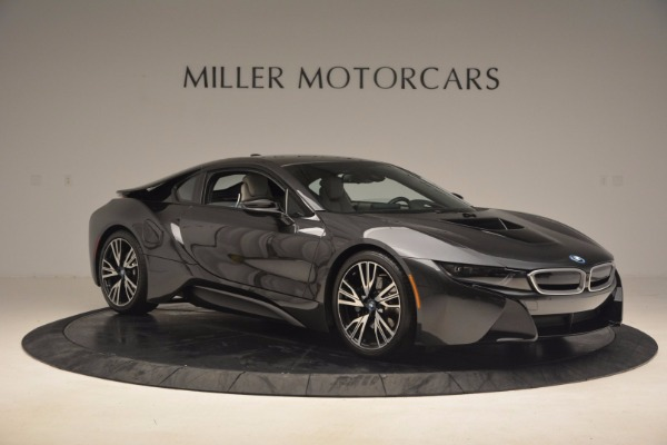 Used 2014 BMW i8 for sale Sold at Alfa Romeo of Greenwich in Greenwich CT 06830 10