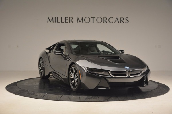 Used 2014 BMW i8 for sale Sold at Alfa Romeo of Greenwich in Greenwich CT 06830 11