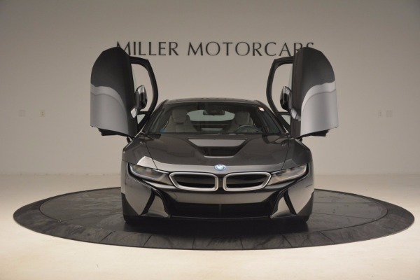 Used 2014 BMW i8 for sale Sold at Alfa Romeo of Greenwich in Greenwich CT 06830 13