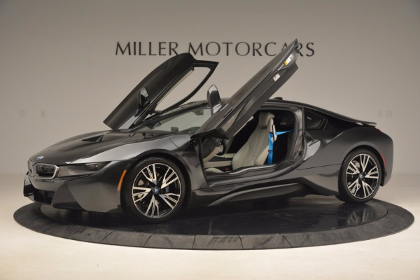 Used 2014 BMW i8 for sale Sold at Alfa Romeo of Greenwich in Greenwich CT 06830 14