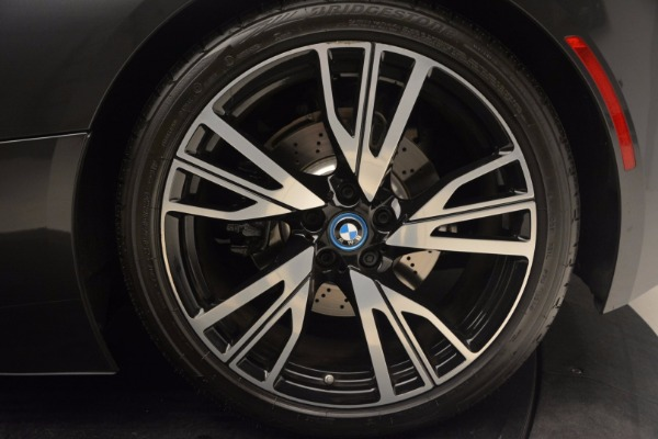 Used 2014 BMW i8 for sale Sold at Alfa Romeo of Greenwich in Greenwich CT 06830 16